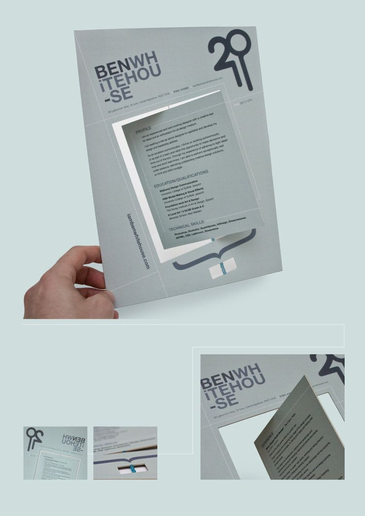ben whitehouse u0026 39 s creative cv by