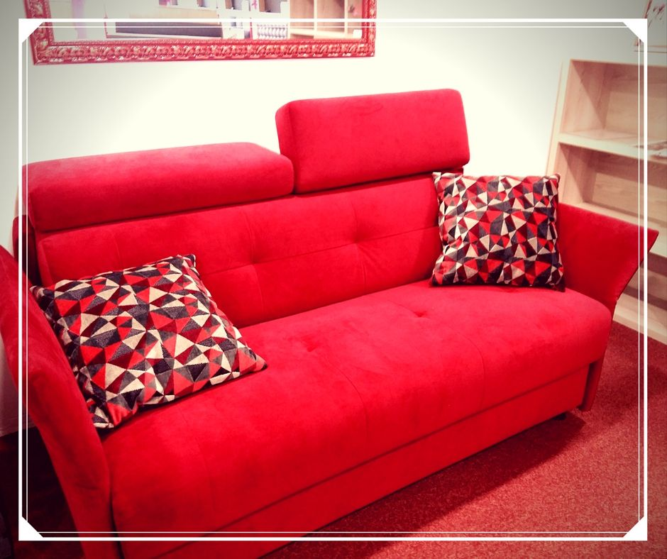 Epingle Par Meubles Oleron Sur Rouge Mobilier De Salon Magasin Meuble Deco