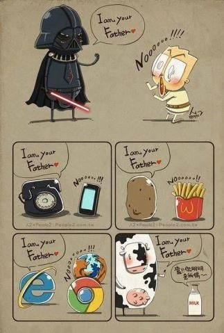 I'm your father II