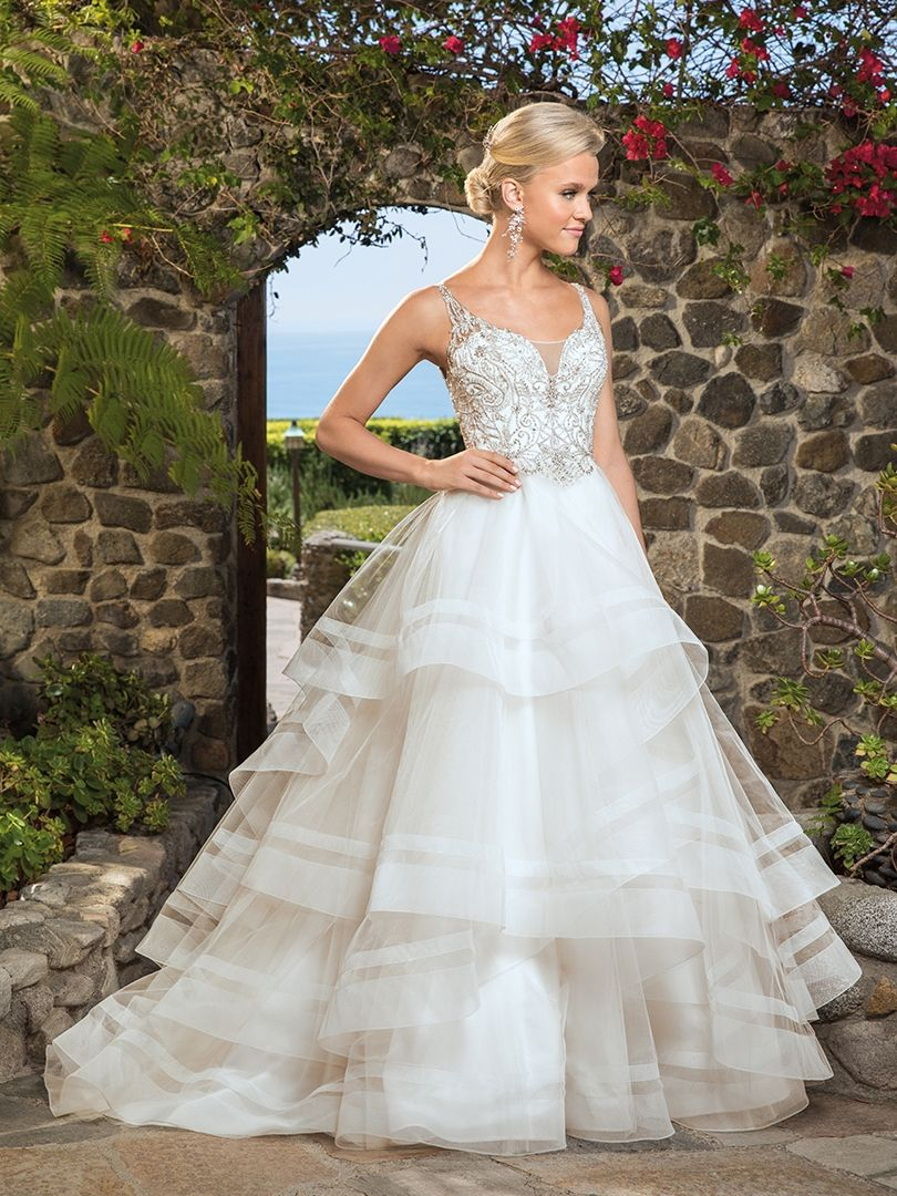 Style 2368 Whitney Casablanca Bridal in 2020 Ball