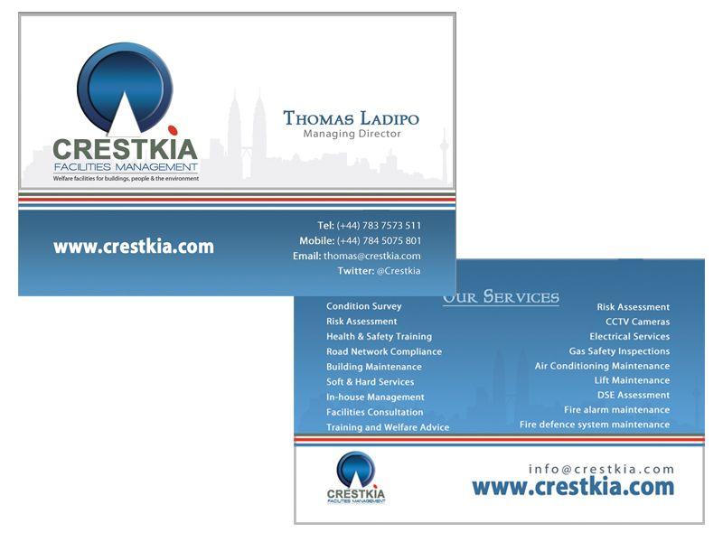 Business Visitenkarten Design Download Zusammen Mit Der