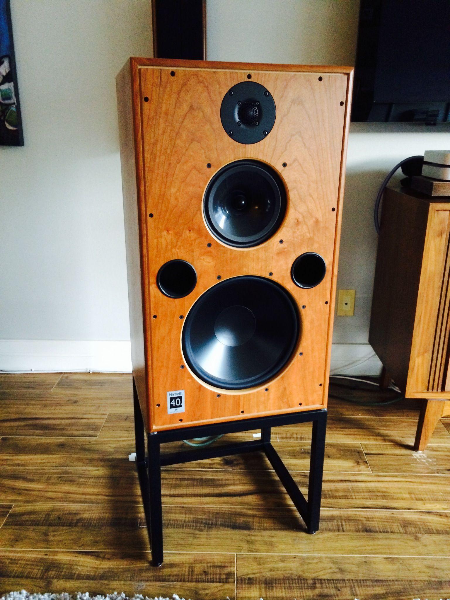 harbeth401.jpg 1,536×2,048 pixels Diy speakers, Hifi audio