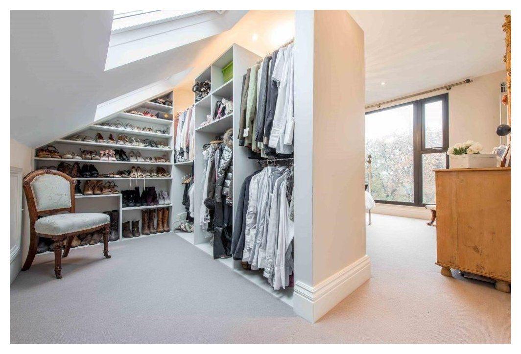wardrobe room loft
