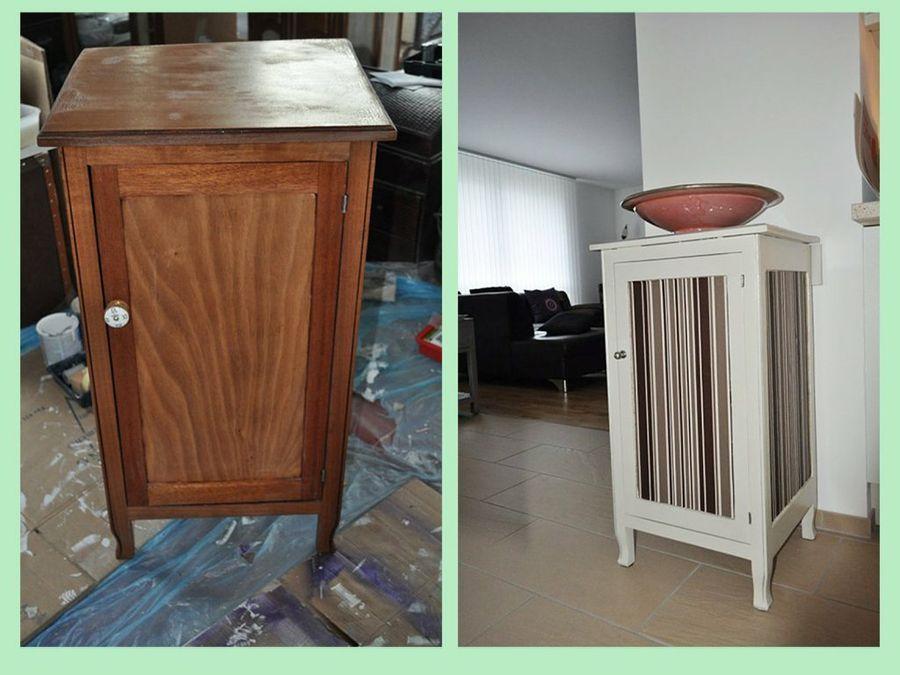 Muebles antes y despu s del tuneo ii bricolaje muebles for Muebles antiguos restaurados antes y despues