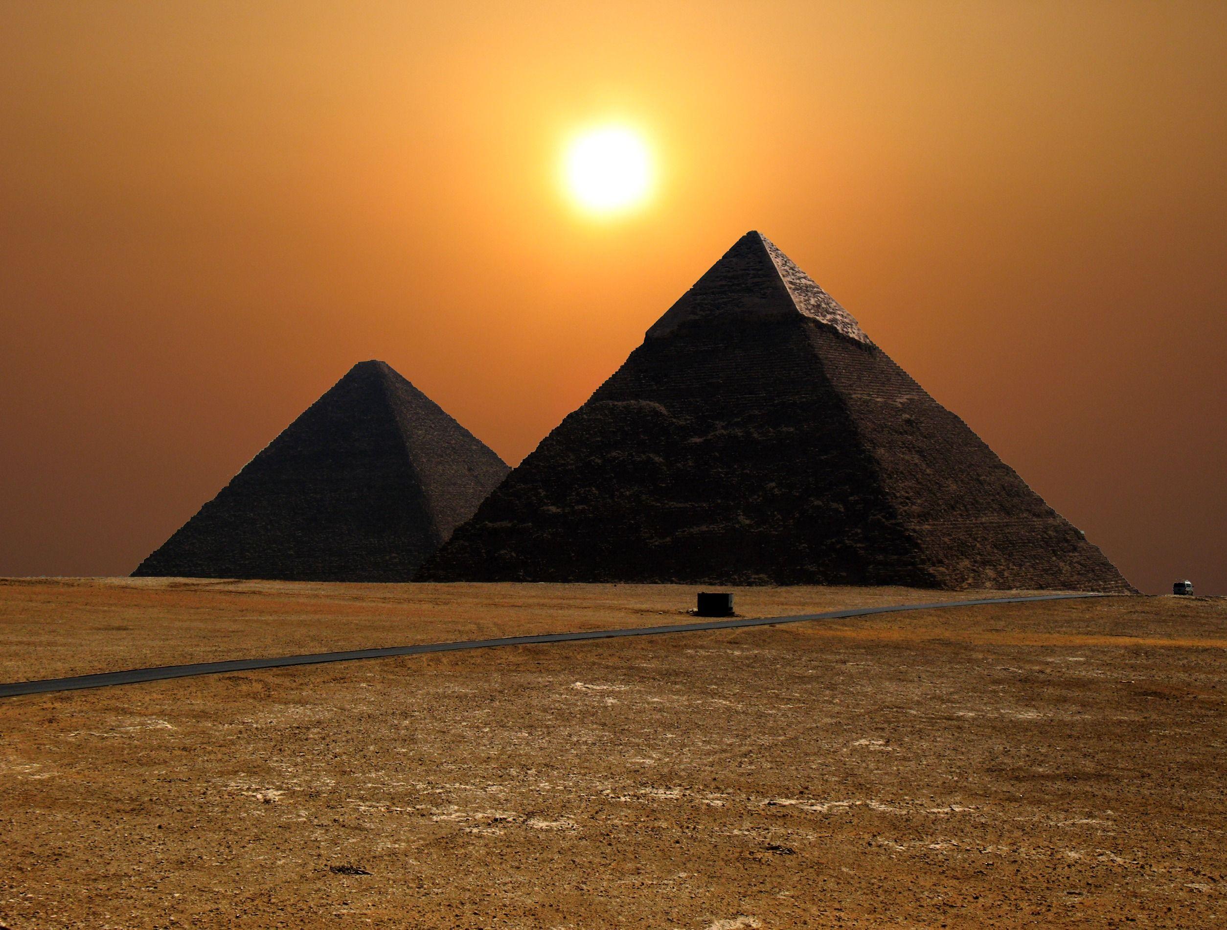 The Great Pyramids Of Giza Egypt Pyramiden Agypten Agypten Pyramiden