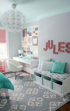It has my name in also fun and cool teen bedroom ideas you want steal for yourself rh pinterest