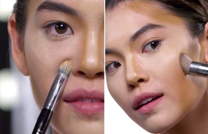 Photo of How To Contour Your Face – Pictorial With Detailed Steps