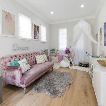 A Modern Boho Glam Californian House images