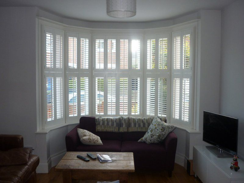 Hardwood Or Synthetic Custom Made Plantation Shutters To Beautifully Accent Your Windows Shutters Available In