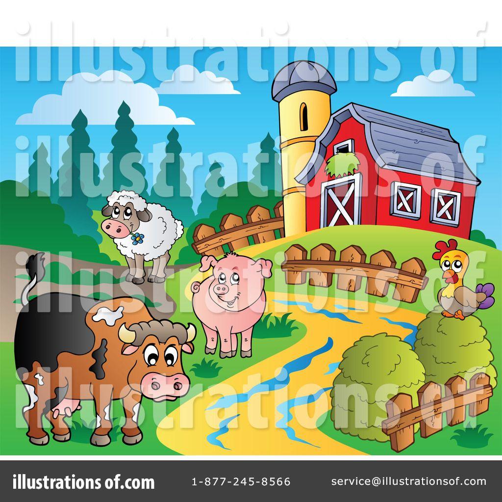 hight resolution of clipart farm animals