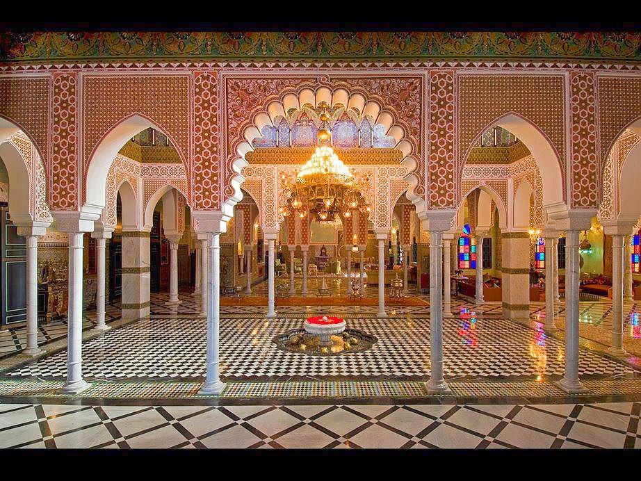 Salon marocain traditionnel recherche google maison for Google decoration maison