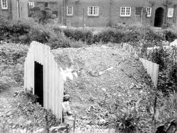 Image result for WW2 shelters