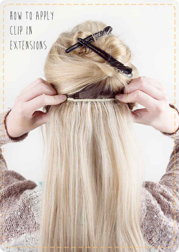 Bonus How To Apply Extensions Yourself 31 Gorgeous Wedding
