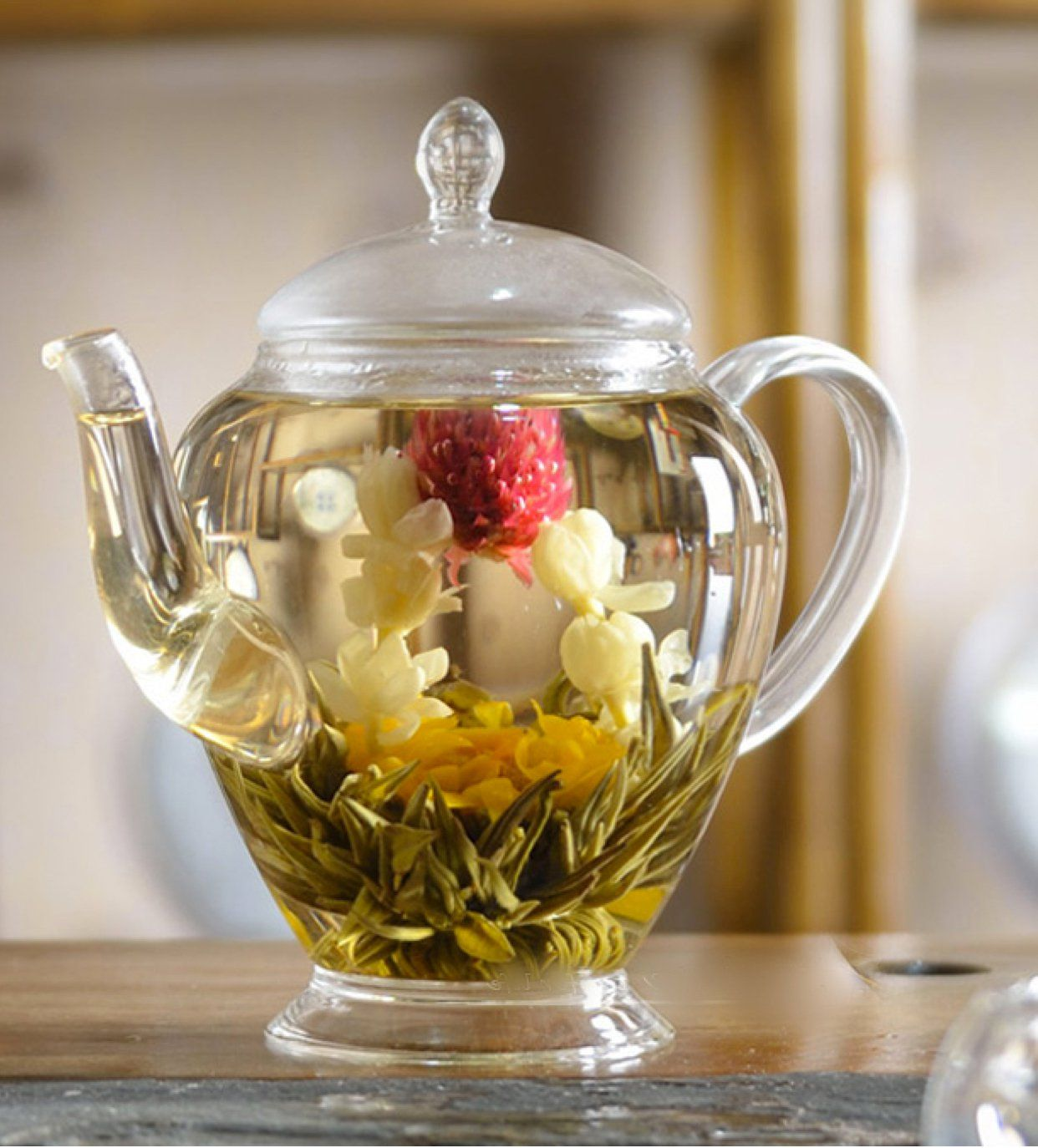 Blooming tea giveaway with images blooming tea flower