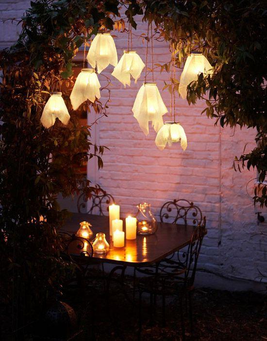 Diy garden lighting ideas treasure chest pinterest garden simple firefly glass lanterns click pic for 24 diy garden lighting ideas diy outdoor lighting ideas aloadofball Image collections