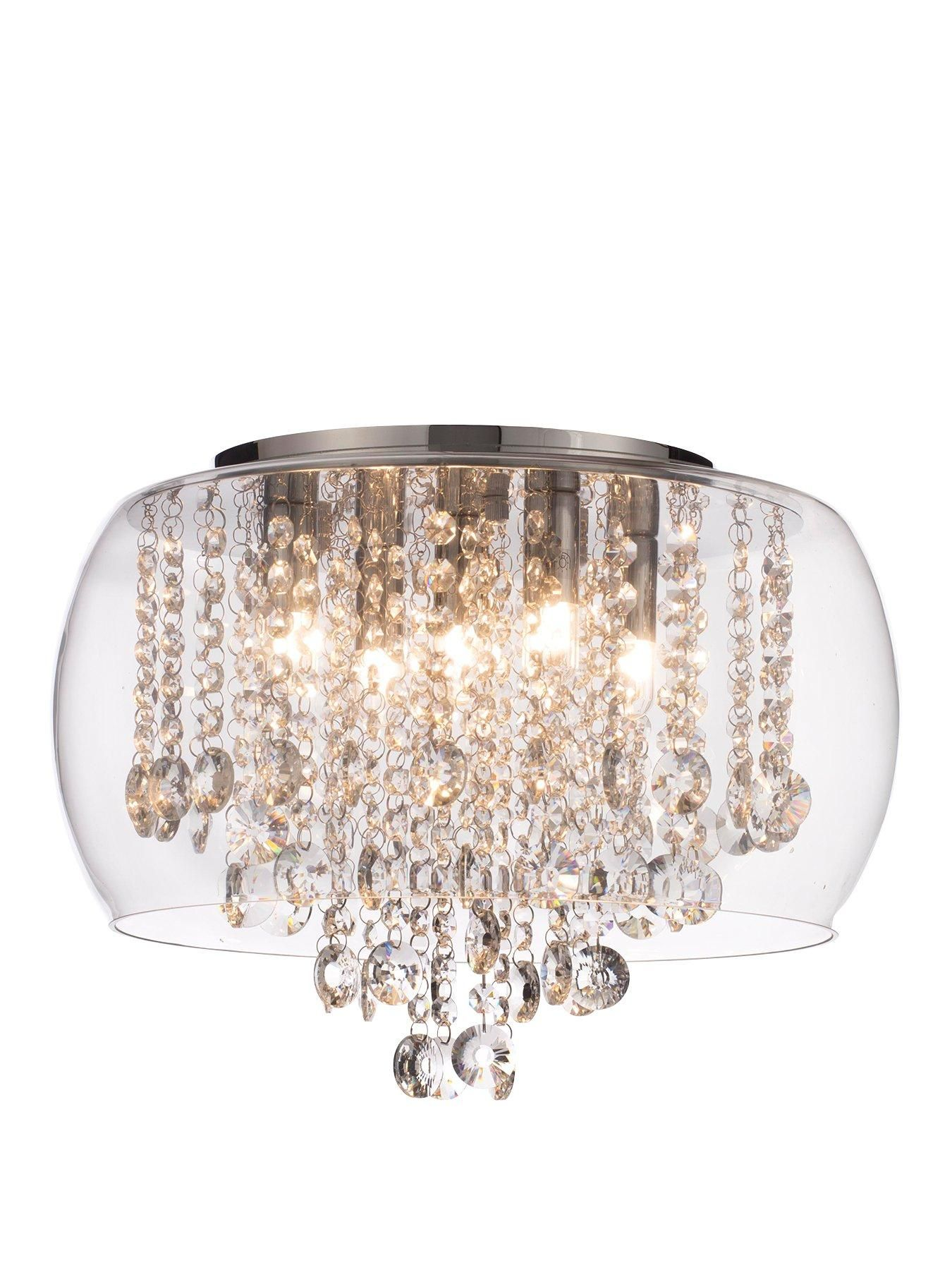 Marquis by waterford nore encased flush crystal light fitting marquis by waterford nore encased flush crystal light fitting small very arubaitofo Gallery