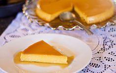 Leche Flan - Filipino Caramel Custard