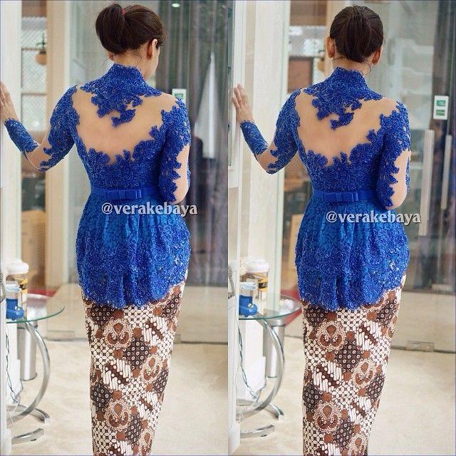 Vera Kebaya Dress Vera Kebaya Kebaya Indonesian Kebaya