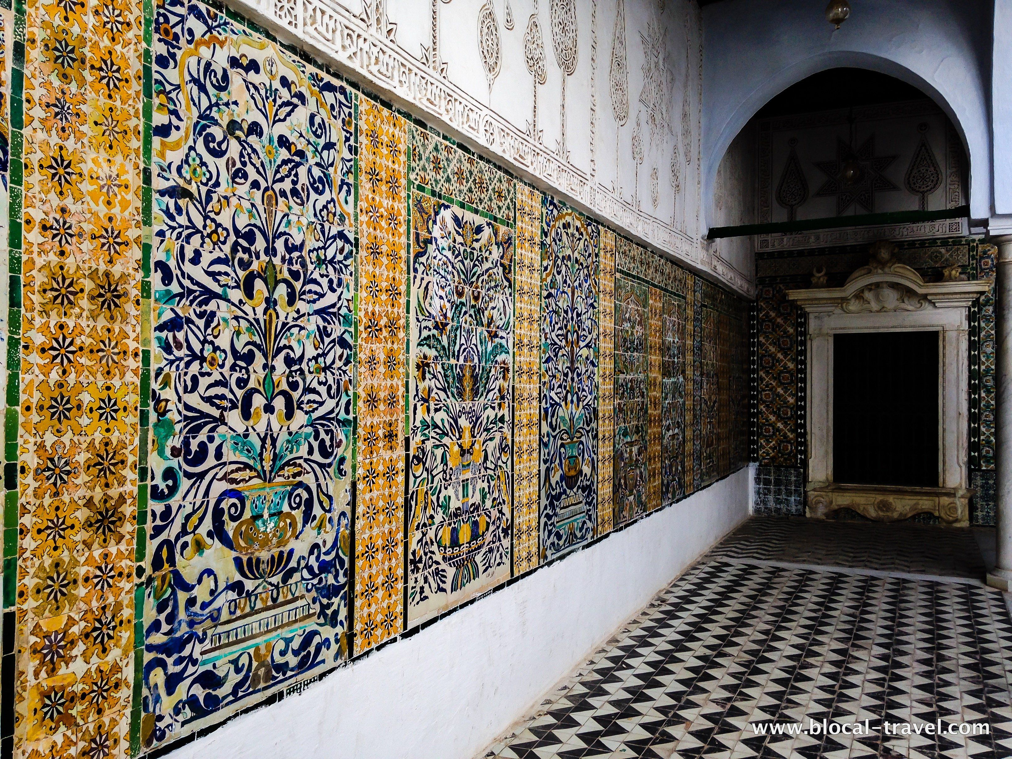 La Chambre Bleu Tunis One Day In Kairouan The Unesco Listed Gem Of Tunisia