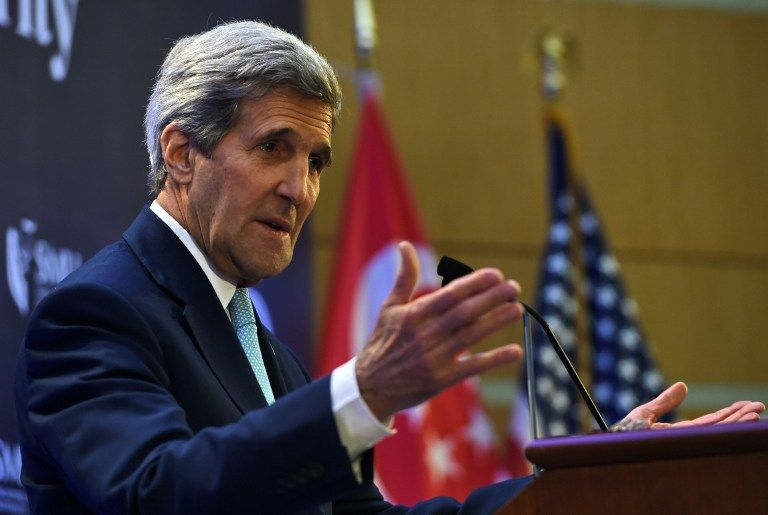 US envoy Kerry joins UN climate talks to drive 'ambitious deal' #RagnarokConnection