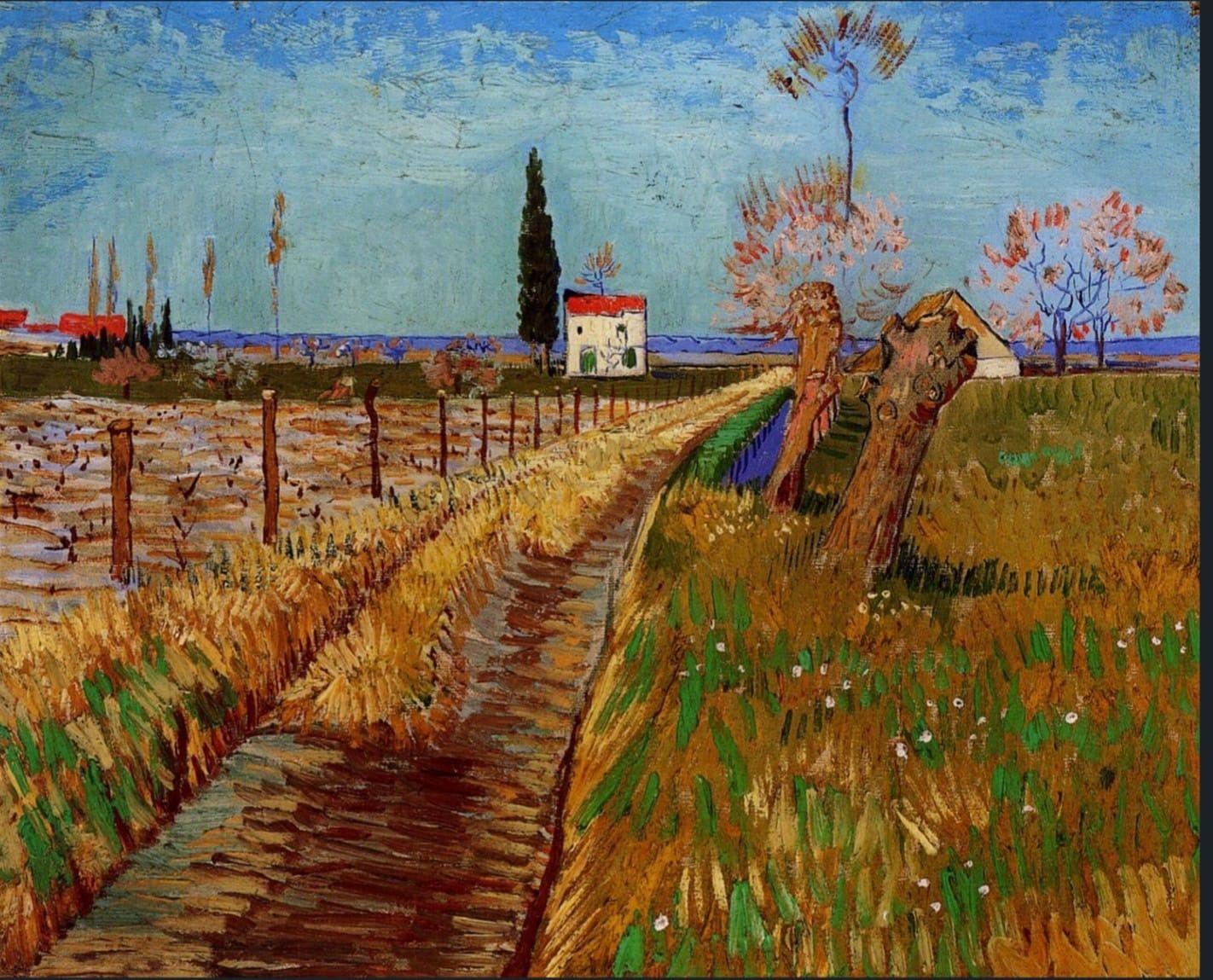 Epingle Par Nothingbutperfection Sur Art 200 Vincent Van Gogh