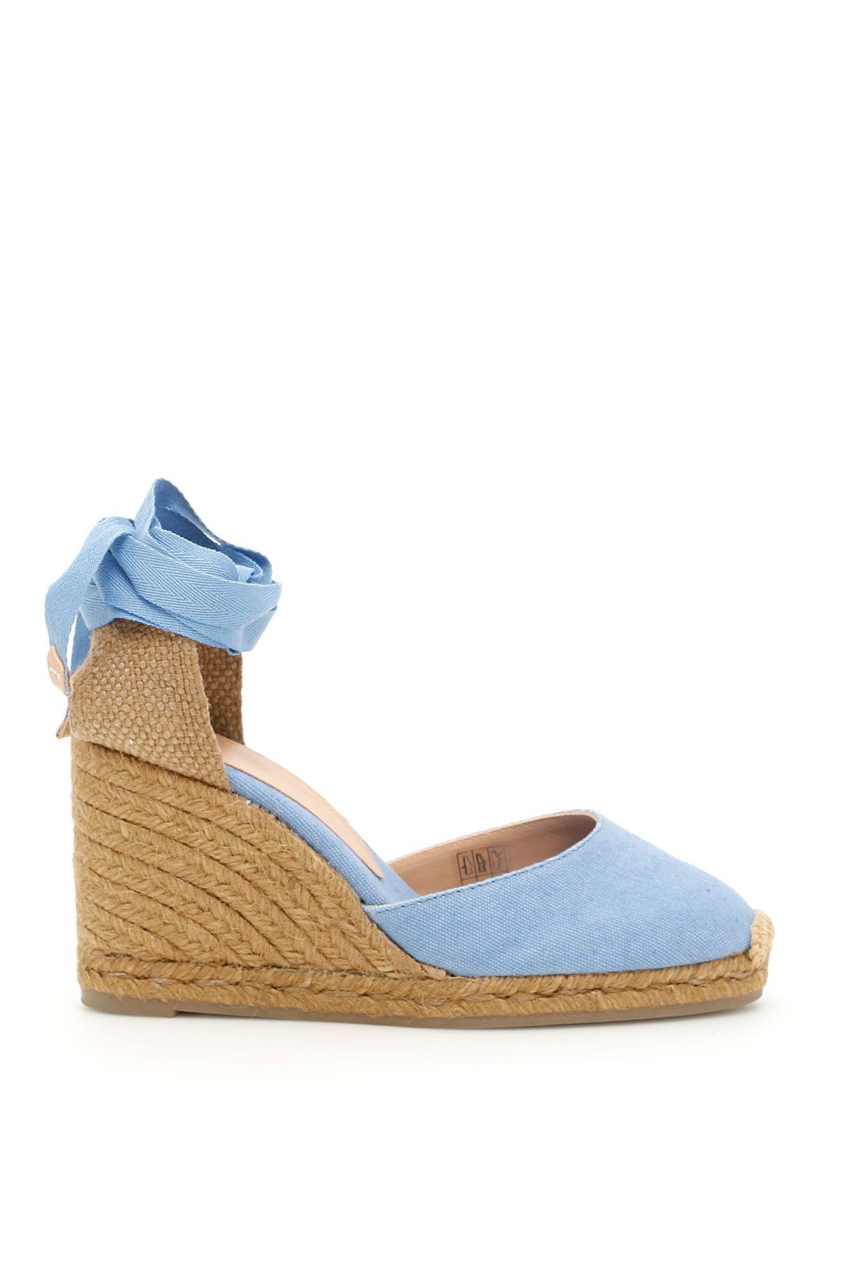 CASTAÑER | Castañer Carina 8 Espadrilles #Shoes #Flat Shoes #CASTAÑER