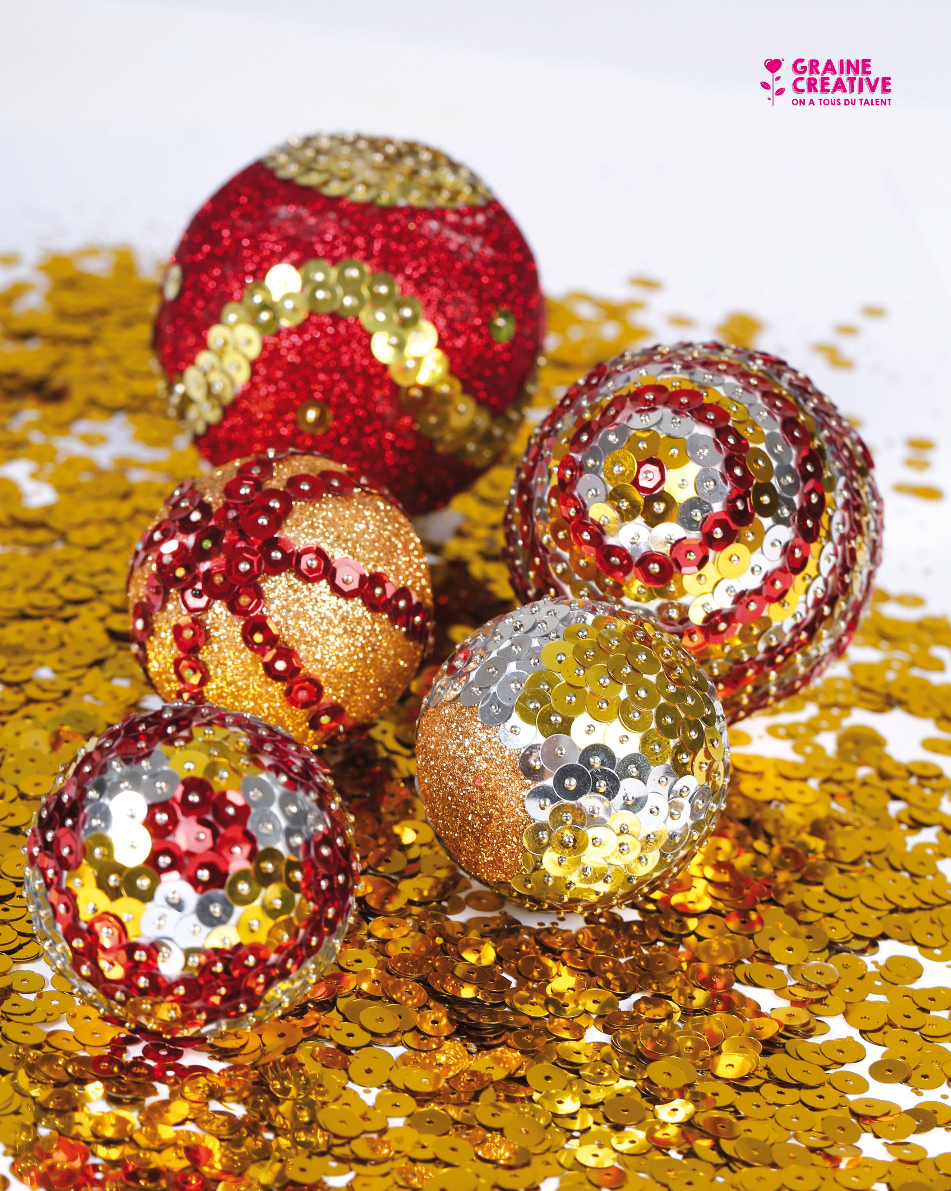 Idée de décoration de Noël ️par Graine Créative ! Cadeau