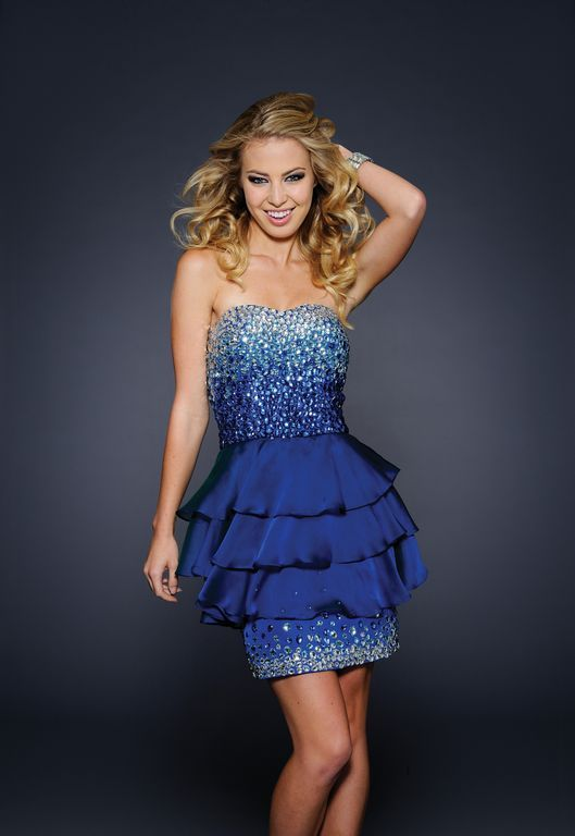 Prom DressWinter Ball Dress by LARA Design42038Strut Your Stuff!