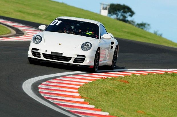 Sette Day Velo Città 911 GT3 turbo