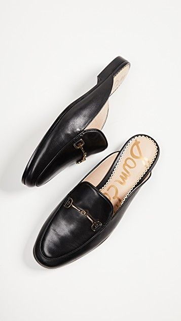 Linnie Flat Mules In 2019 Mules Shoes Business Casual