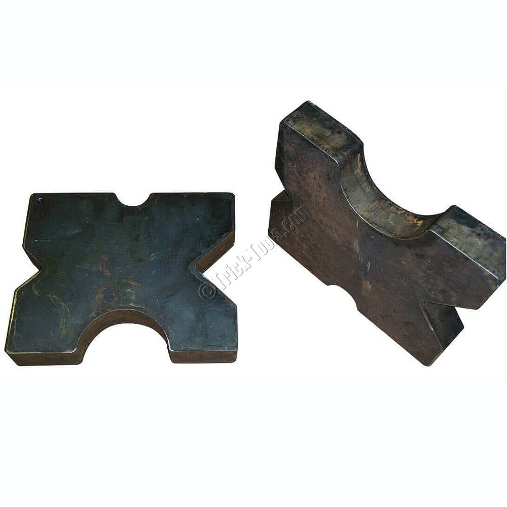 Replace dangerous cast arbor plates on your HF shop press with these Swag Offroad Heavy Duty versions