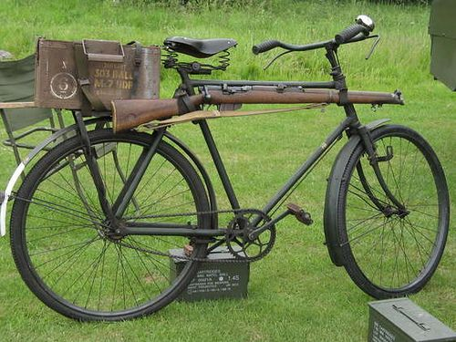 Utilitarian bicycle