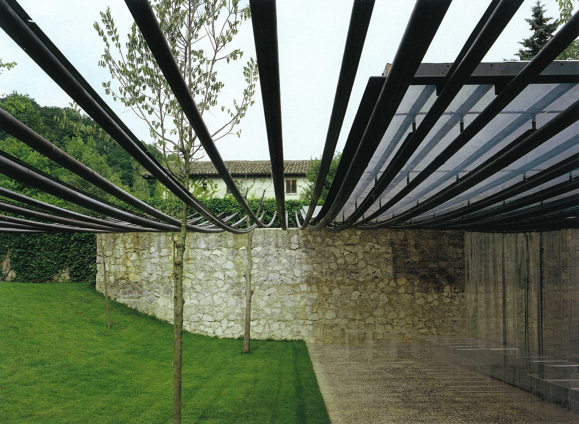 rcr arquitectes restaurante les cols rcr arquitectes pinterest arquitectura. Black Bedroom Furniture Sets. Home Design Ideas