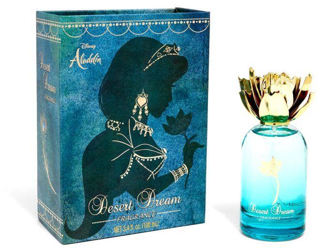 Photo of Aladdin Princess Jasmine Desert Dream Fragrance
