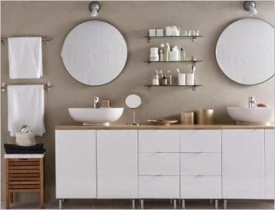 Salle De Bain Design Ikea