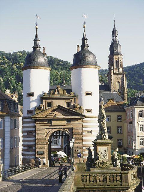 Heidelberg, such a wonderful place Orte zum besuchen
