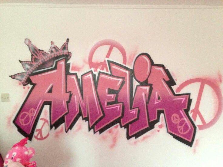 Pin De Amelia Zumaeta En Pics Alfabeto De Grafiti Letras