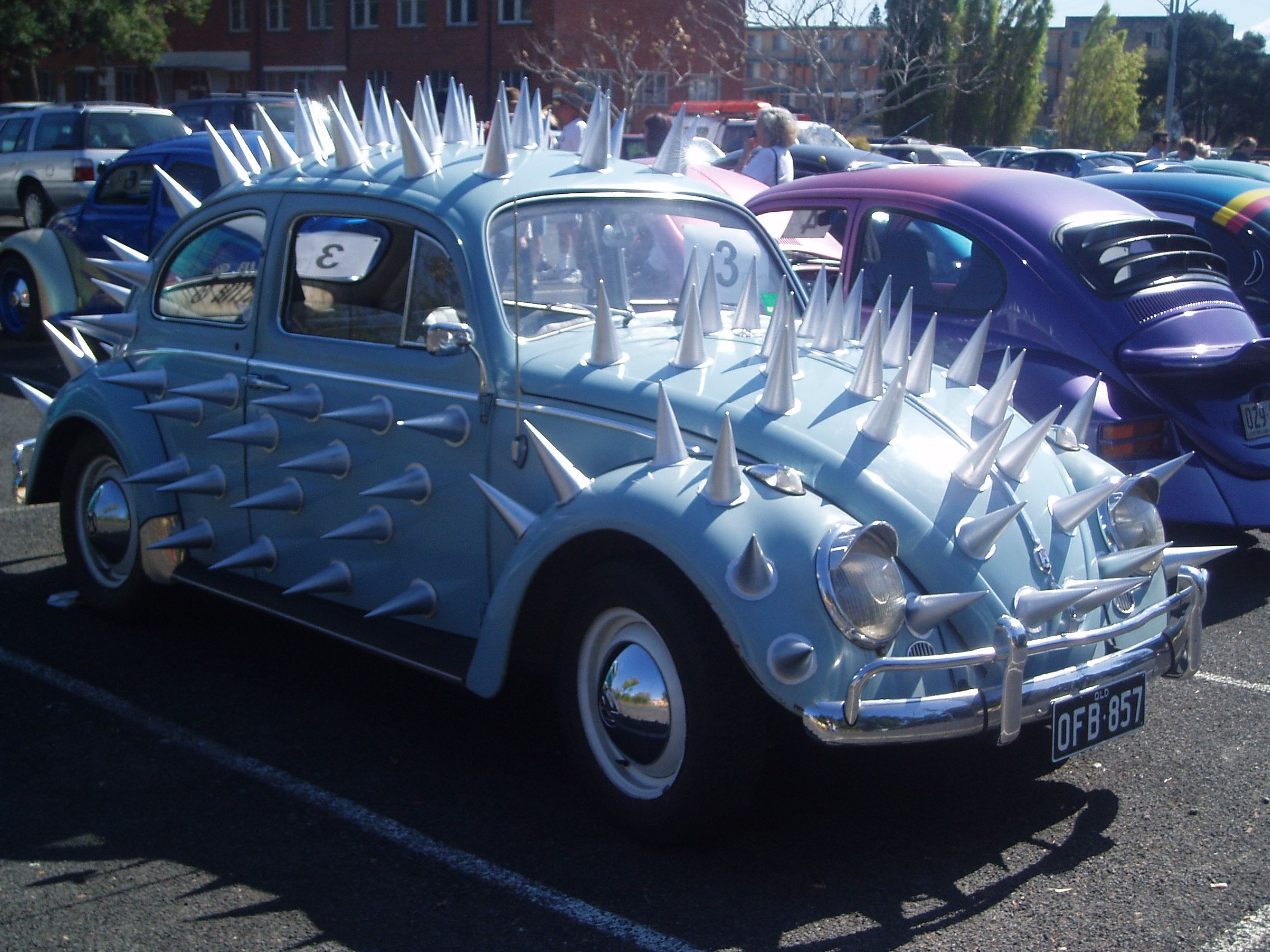 Tiny house bugs car pictures car tuning - Vw Bug Carweird