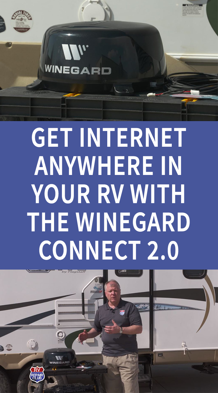 Winegard ConnecT 2.0: Take the Internet Wherever Y