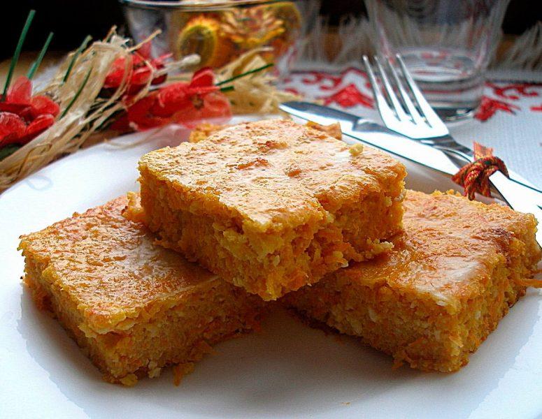 Морковная запеканка – 7 рецептов (с изображениями) | Идеи ...