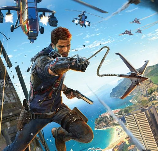 Just Cause 3 He S Back To Start A New Cause Ps4pro En Just Cause 3 Photography Games Games