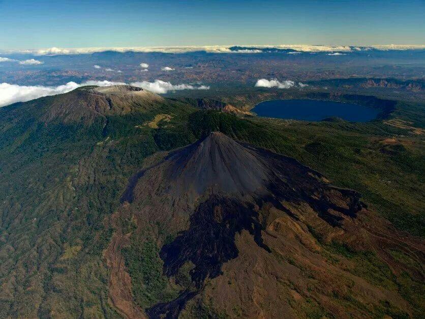Volcanes y Coatepeque