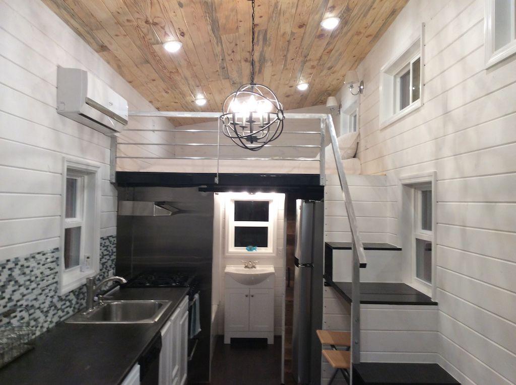 Cookeville Tiny House | my tiny (home) ideas | Tiny house
