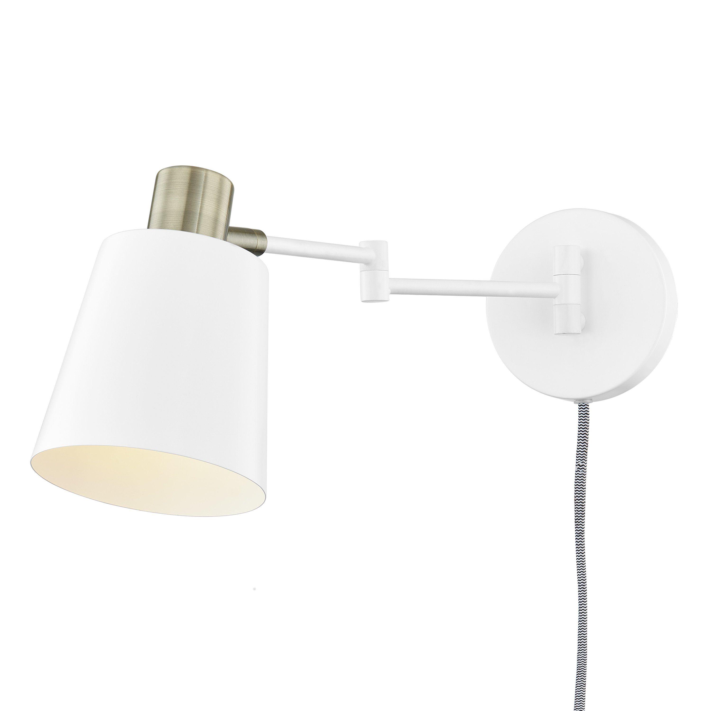Alexi Plug In Wall Sconce Plug In Wall Sconce Plug In Wall Lamp Wall Sconces