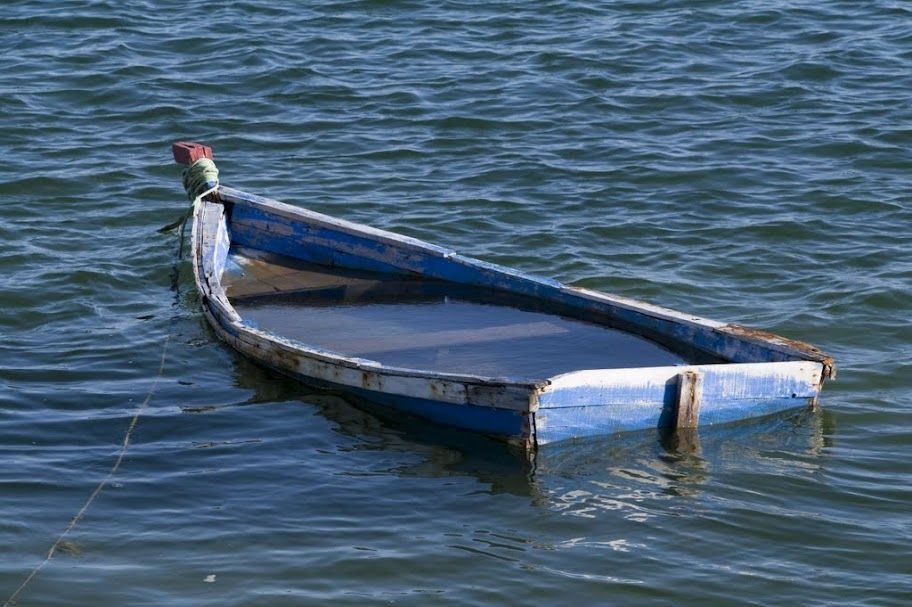 Afbeeldingsresultaat voor lekke boot