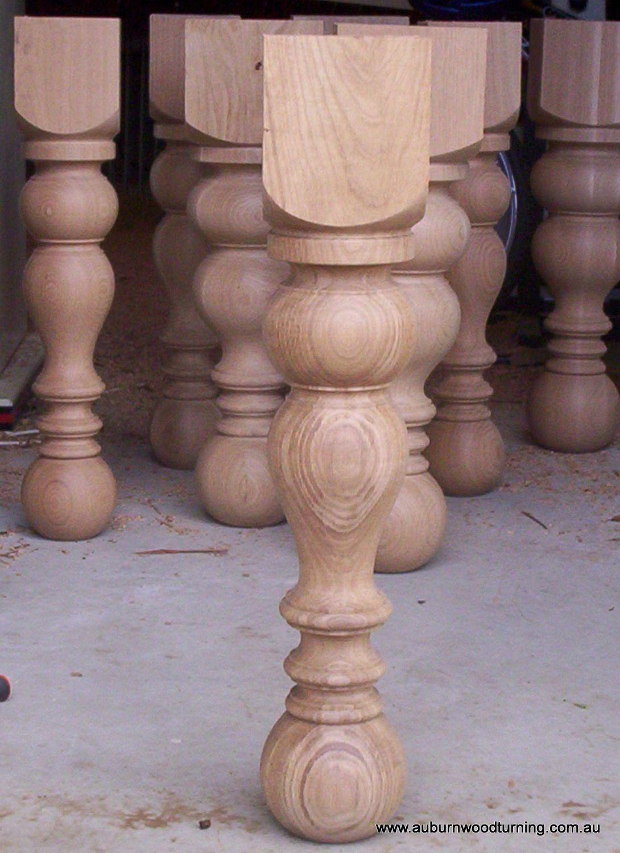 Woodturned Legs To Custom Design Pernas De Moveis Decoracao Com Madeira Tornearia Em Madeira
