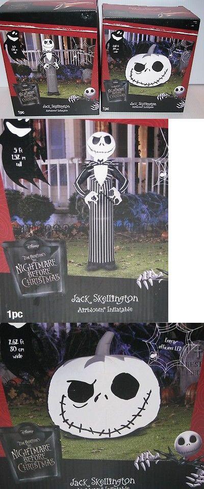 Nightmare Before Christmas 36586 Jack Skellington 2 Airblown