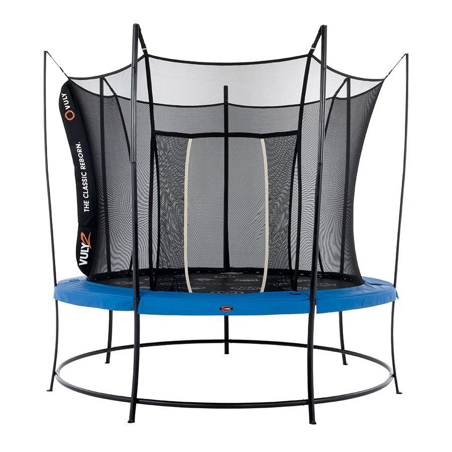 Vuly 2 10ft Trampoline Combo