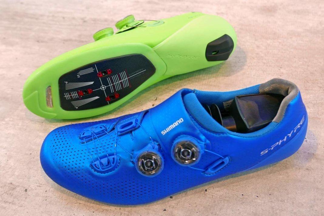 9d64e2e0d Shimano S-Phyre RC9 carbon road bike shoes
