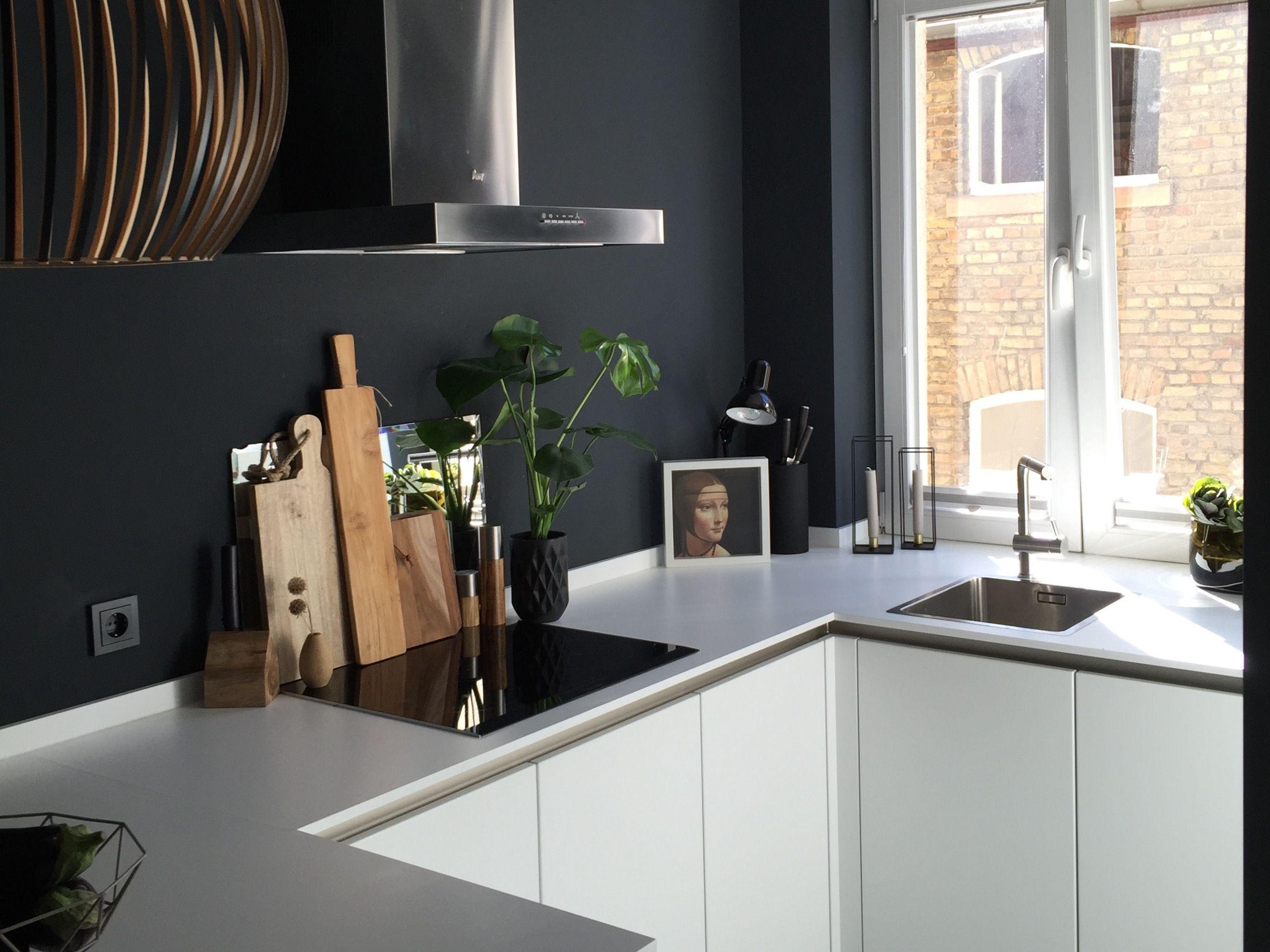 Erfreut Küchenwand Farbbilder Fotos - Küchenschrank Ideen ...